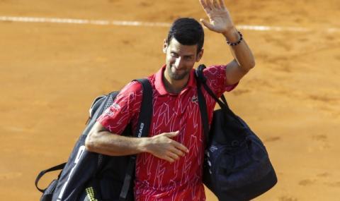 Джокович е на четвъртфинал в Рим