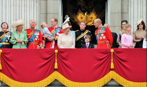 Кралското семейство сподели съкровени снимки за Деня на бащата