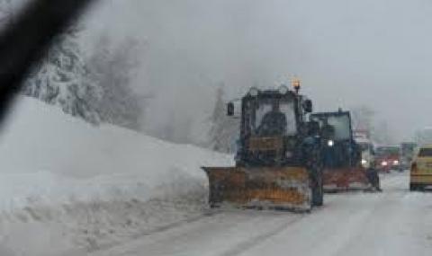 3000 машини се изправят срещу зимата