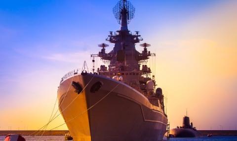 Русия порази цели в Черно море