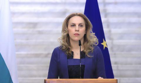 Марияна Николова останала без покана да бъде министър в новия кабинет