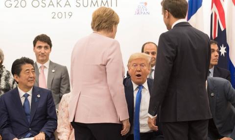 Светът скочи остро срещу Тръмп