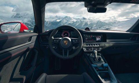 Porsche добави още една модификация към гамата на 911 - 6