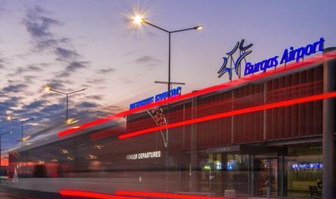 Българско летище без полети до 23 март