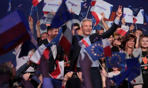 """Победителят в Полша е """"Право и справедливост"""""""