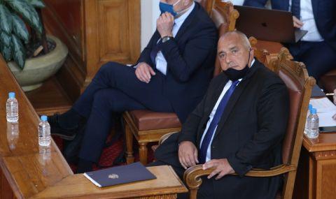 Парламентът задължи Бойко Борисов да се яви пред депутатите