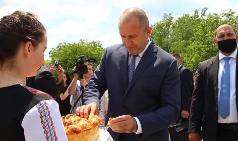 Румен Радев ще посети Козлодуй и Белоградчик