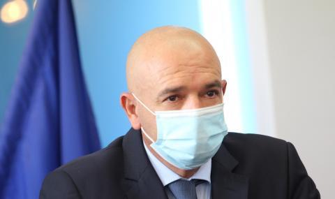 Мутафчийски: Хидроксихлорохинът още не е отхвърлен като метод