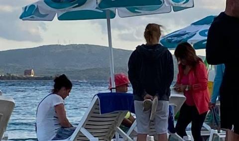 Нова схема за запазване на шезлонги на плажа, пак се плаща