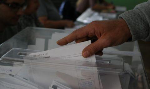 Марешки: Призовавам да се гласува с хартиена бюлетина