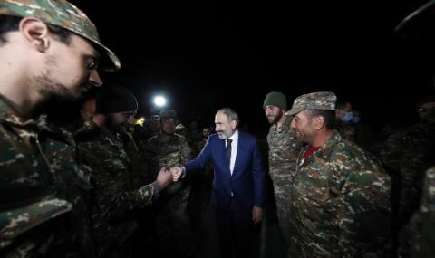 Високо напрежение в Нагорни Карабах