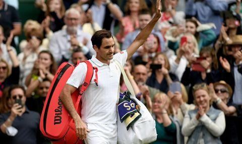 И Федерер се отказа от участие на Олимпийските игри в Токио