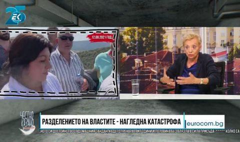 Диана Дамянова: На Борисов не му трябва пиар, а слугинаж - 1