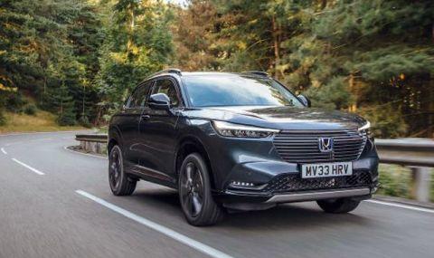 Honda разкри характеристиките на новото HR-V - 1
