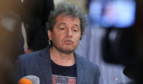 Тошко Йорданов коментира Кирил Петков: Говори тъпотии! - 1