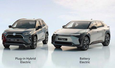 Toyota показа електрически SUV с интересен дизайн - 8