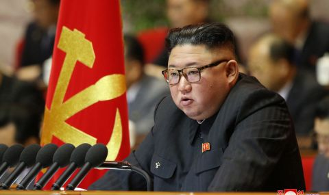 Ким Чен Ун подаде ръка на Южна Корея