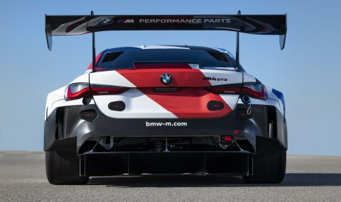 BMW показа състезателно M4 за над половин милион долара - 4