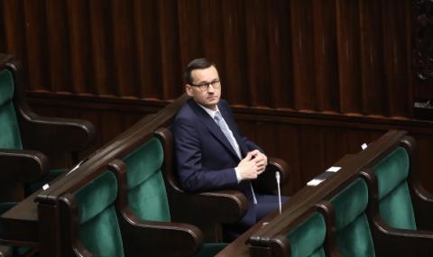 Правителството в Полша получи вот на доверие