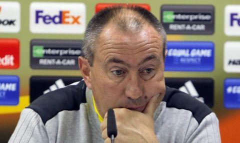 Всичко е вече официално: Мъри Стоилов се завърна в Левски - 1