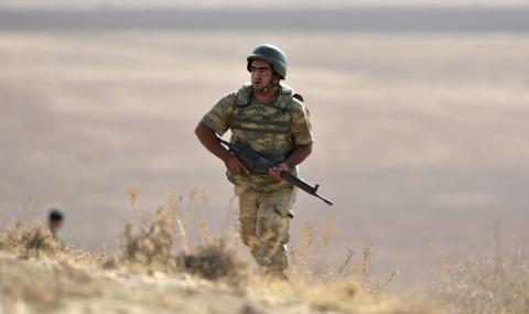 Турция създаде военна зона край България