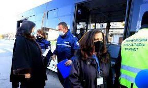 Водачите отново продават билети в столичния градски транспорт