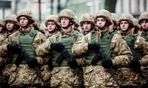 Петима войници са били убити в Източна Украйна