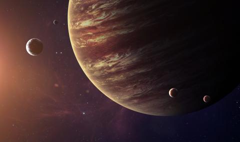 """""""Роскосмос"""" ще разработва атомен космически буксир"""