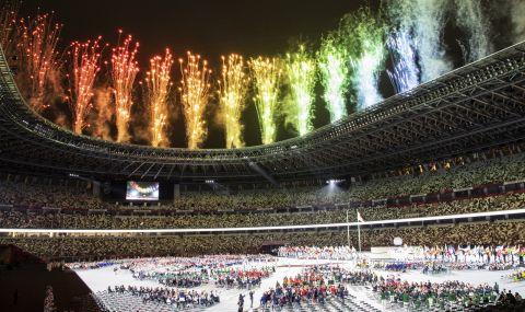 Откриха Параолимпийските игри в Токио с красива церемония (СНИМКИ) - 1