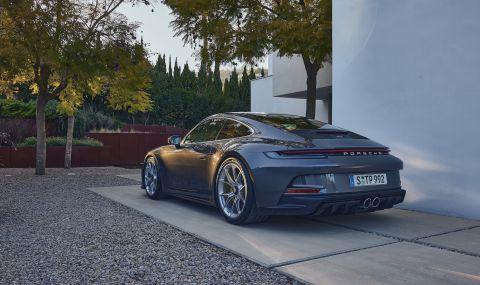Porsche представи 911 GT3 Touring с интересни характеристики - 6