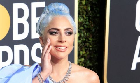 Лейди Гага и Брад Пит - партньори на екрана