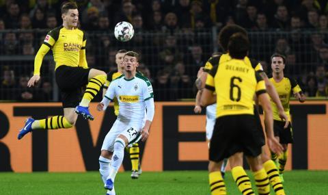 Боруся (Дортмунд) взе дербито на върха в Бундеслигата