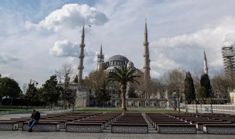 Коронавирусът подобри въздуха в Турция