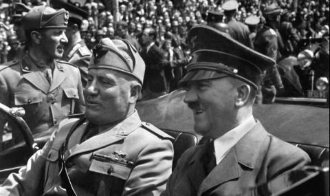 28 април 1945 г. Убит е Мусолини