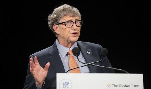 Гейтс и Рокфелер предупреждават световните лидери за въздействията на пандемията - 1
