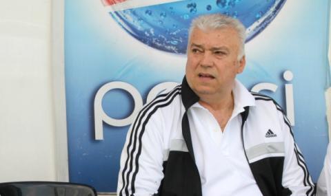 Христо Бонев пожела успех на Цвети Пиронкова