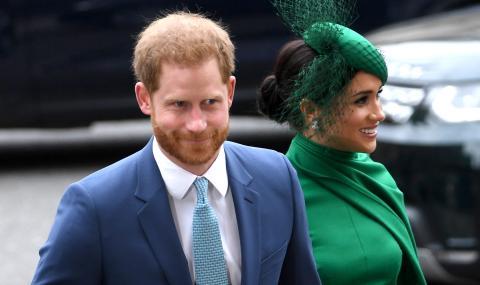 Хари и Меган възмутиха британците с нагла постъпка (СНИМКА)