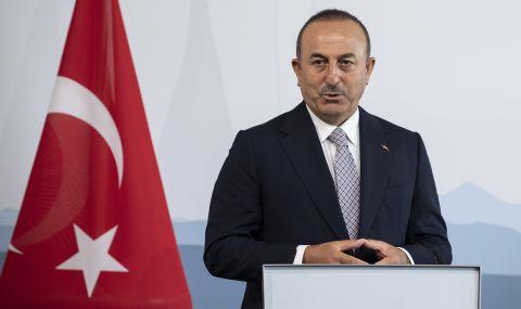 Турция: Решението на Русия не е политическо