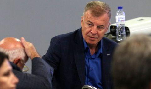 """Наско Сираков ще говори за случващото се на """"Герена"""""""