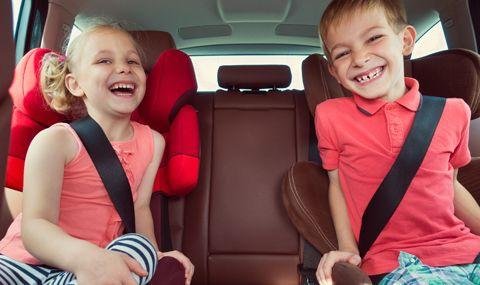 Знаем ли как да превозваме децата в автомобила? (ВИДЕО) - 1