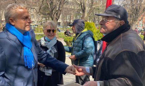 Петър Москов: Да раздаваш заплати в партийни програми и на конгреси е комунизъм