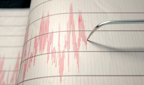 Слабо земетресение край Кърджали