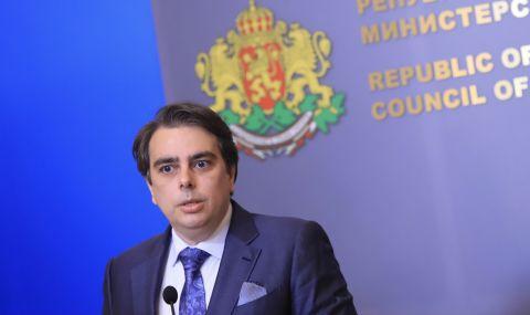 Асен Василев: Трябва да има свобода при избора на следващия кабинет