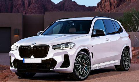 Какво знаем за новото BMW X5? - 1