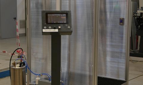 Българска фирма разработи кабина за дезинфекция на болничен персонал ВИДЕО