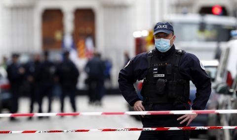 Откриха отрязана глава в кашон на улица във Франция