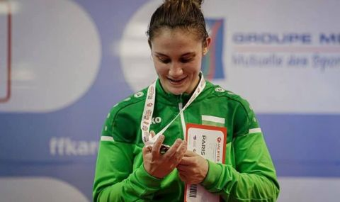 Още една олимпийска квота за България!