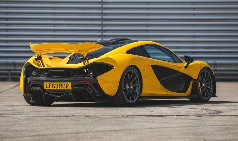 Продава се първият клиентски McLaren P1 - 5