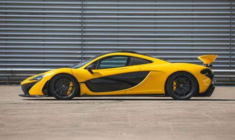 Продава се първият клиентски McLaren P1 - 2