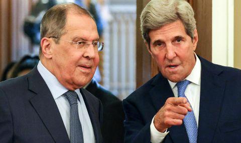 Русия и САЩ договориха сътрудничество за климата